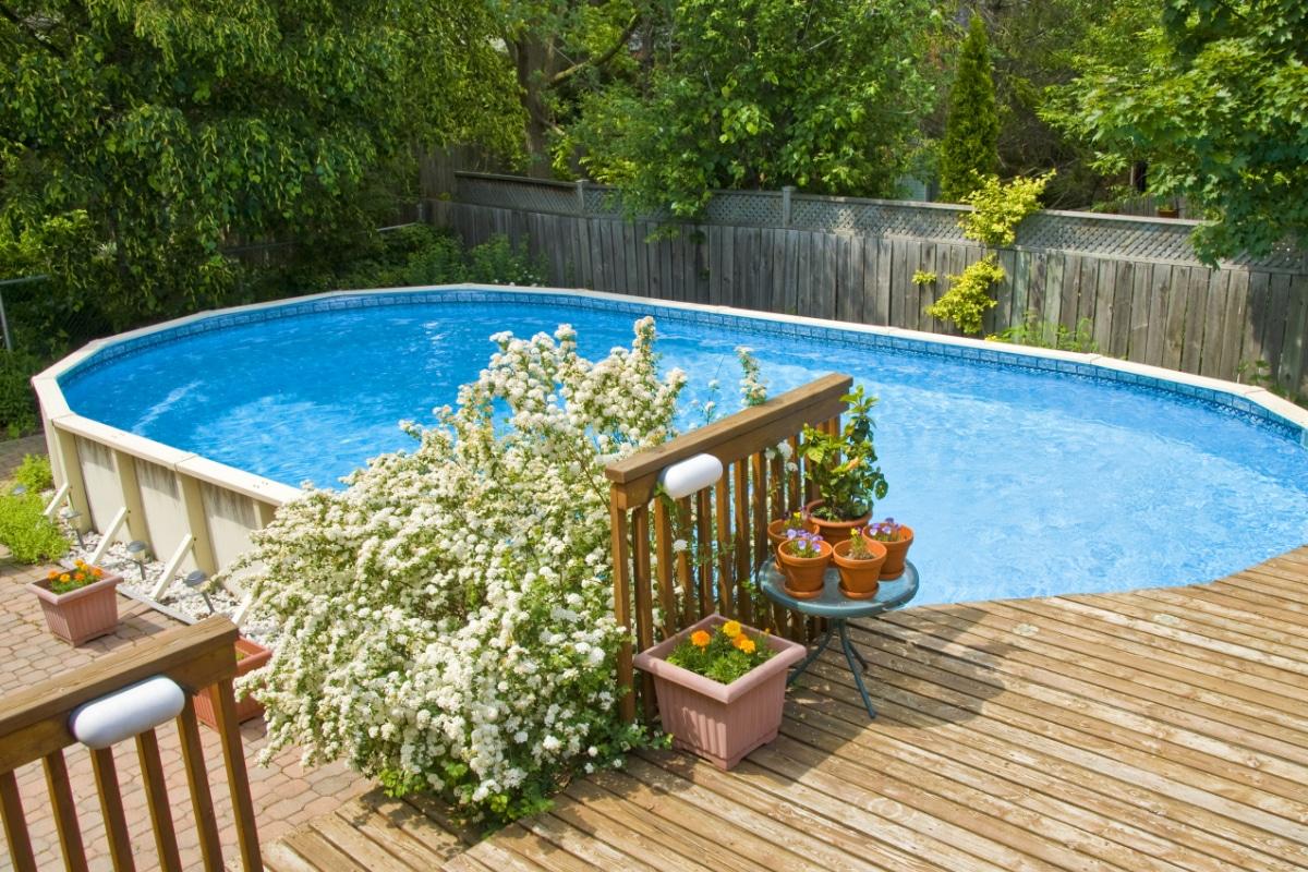 opbouw zwembad metaal